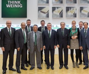 The Management Board and Supervisory Board of MICHAEL WEINIG AG