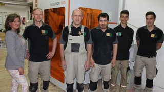 Satisfied with vertical CNC from HOLZ-HER - Riess Carpentry Shop in Villingen