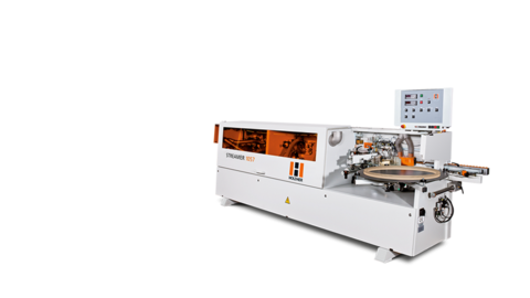 The edgebanding machines STREAMER 1057 is the consistent continuation of the successful STREAMER series
