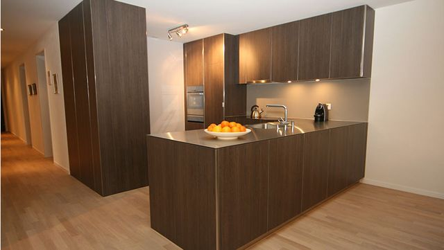 HOLZ-HER reference, Switzerland, CNC - high quality kitchens, surface processing, CNC machining