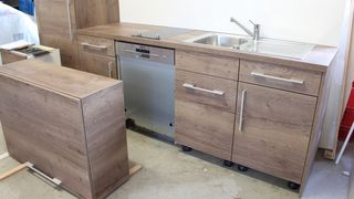 Positive experience with HOLZ-HER machines: Complete CNC machining - practical example, application
