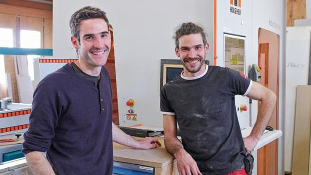 Experience with vertical Evolution 7405 CNC from HOLZ-HER at Mähr Cabinetmaking Shop in Austria
