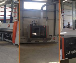 more � holz-her reference customer in the caribbean with edgebander, panel  saw and cnc machining