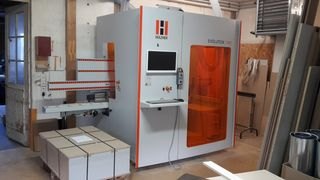 Schairer Carpentry Shop's experience with HOLZHER CNC